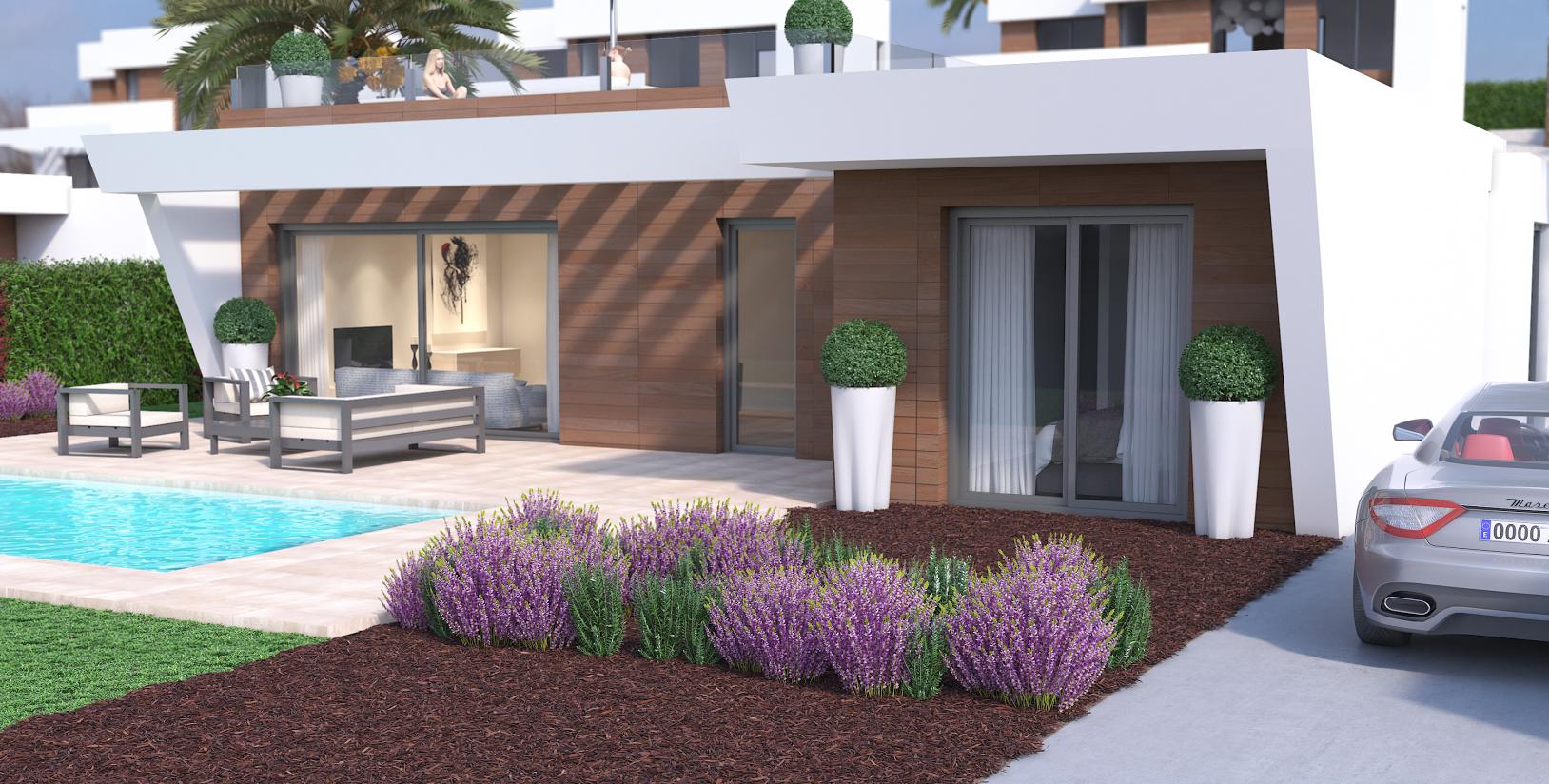 3 bed Villa in Finestrat image 4