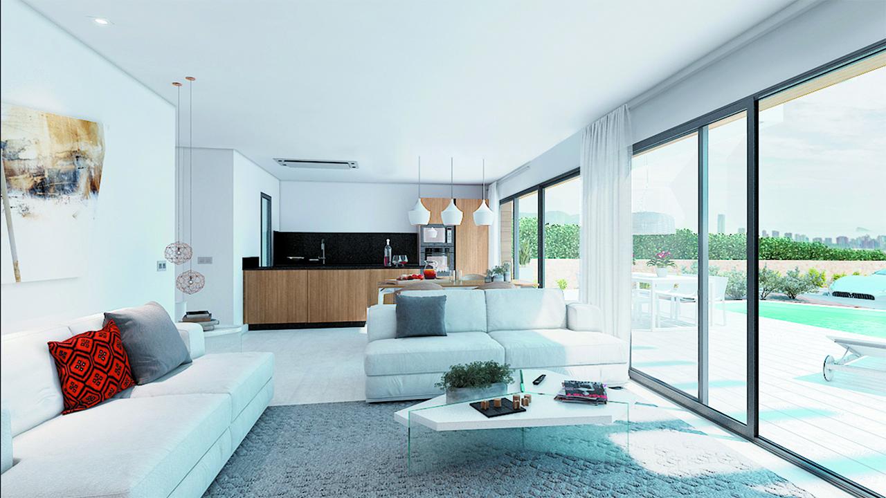 3 bed Villa in Finestrat image 2