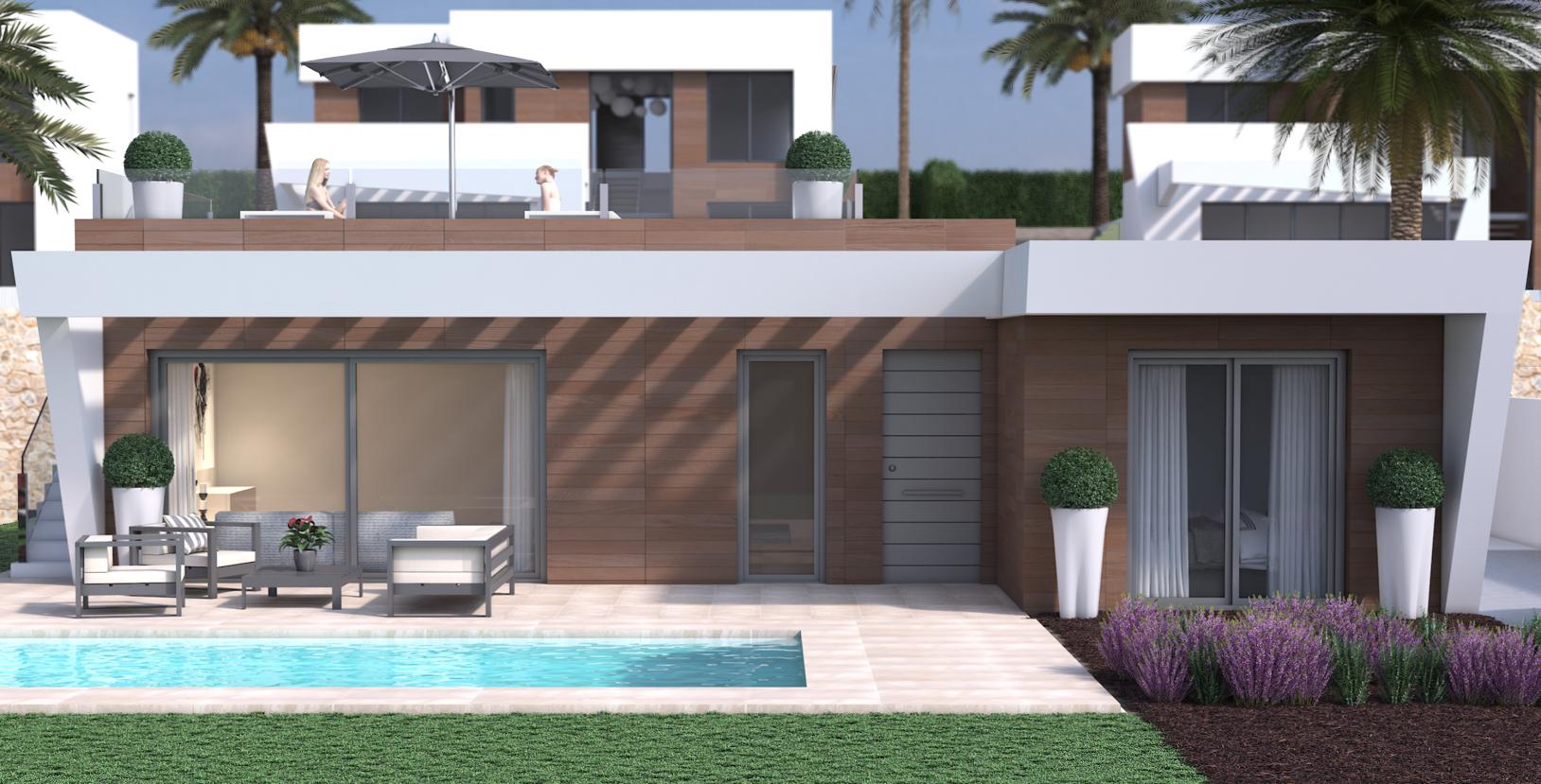 3 bed Villa in Finestrat image 5
