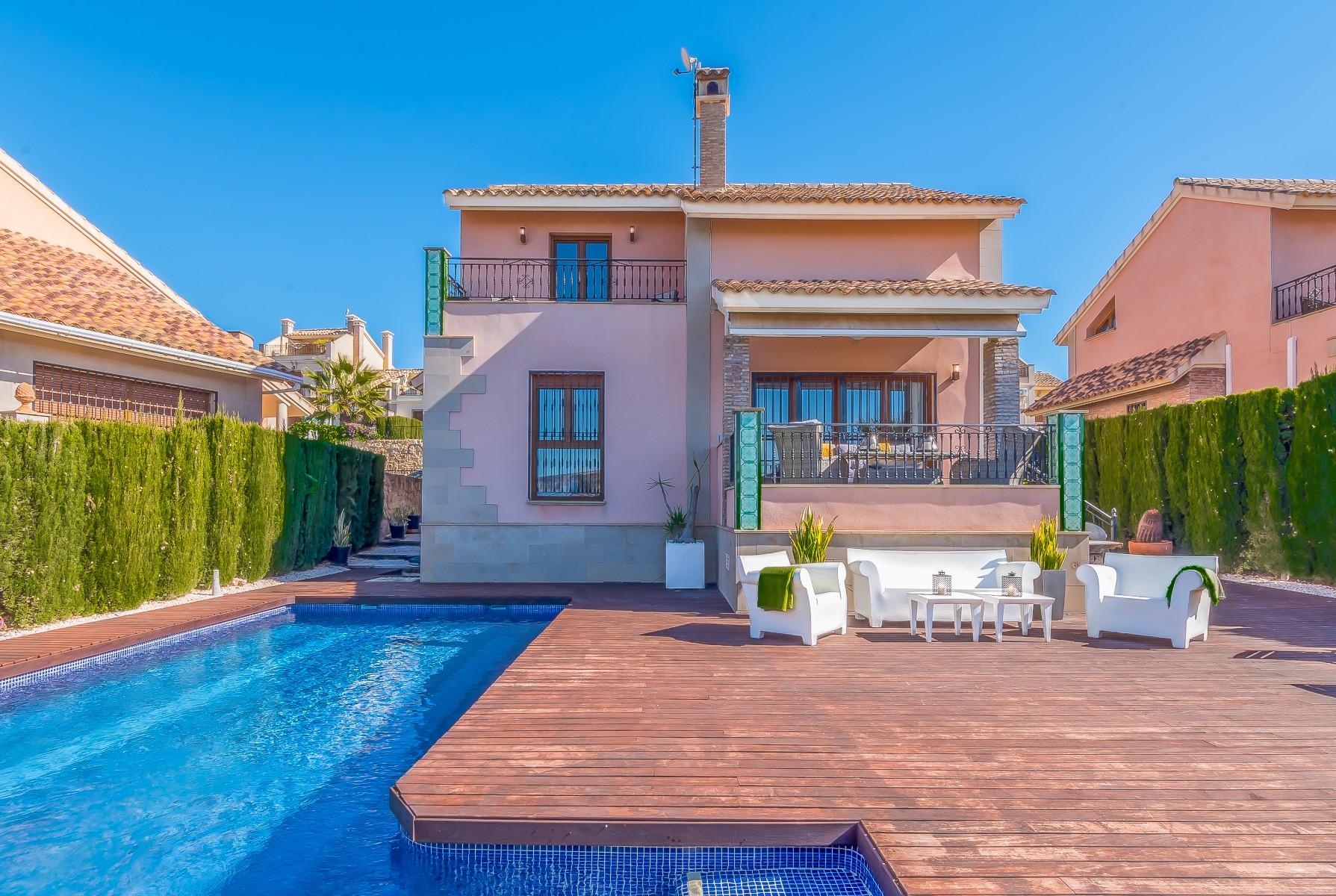 Ref:KT-43602 Villa For Sale in Algorfa