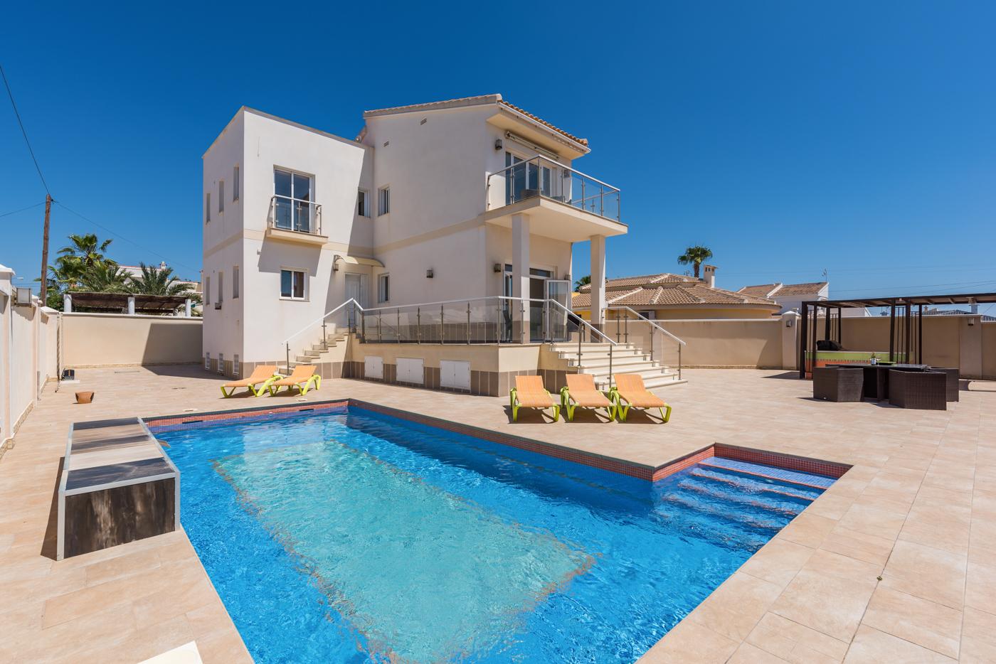 Ref:KT-37179 Villa For Sale in Ciudad Quesada